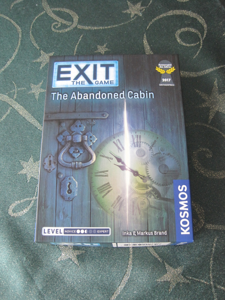 Exit: The Abandoned Cabin - photo by Juliamaud