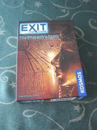 EXIT: The Pharaoh's Tomb - photo by Juliamaud