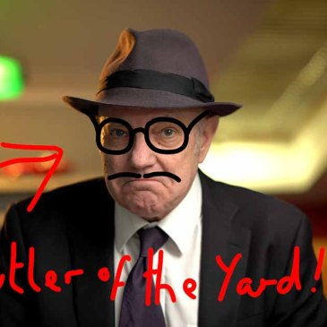 Butler of the Yard