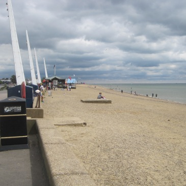 Southend Beach - photo by Juliamaud