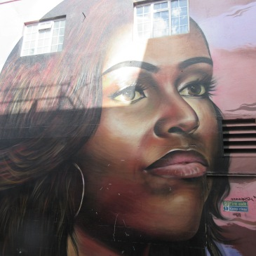 Michelle Obama - photo by Juliamaud