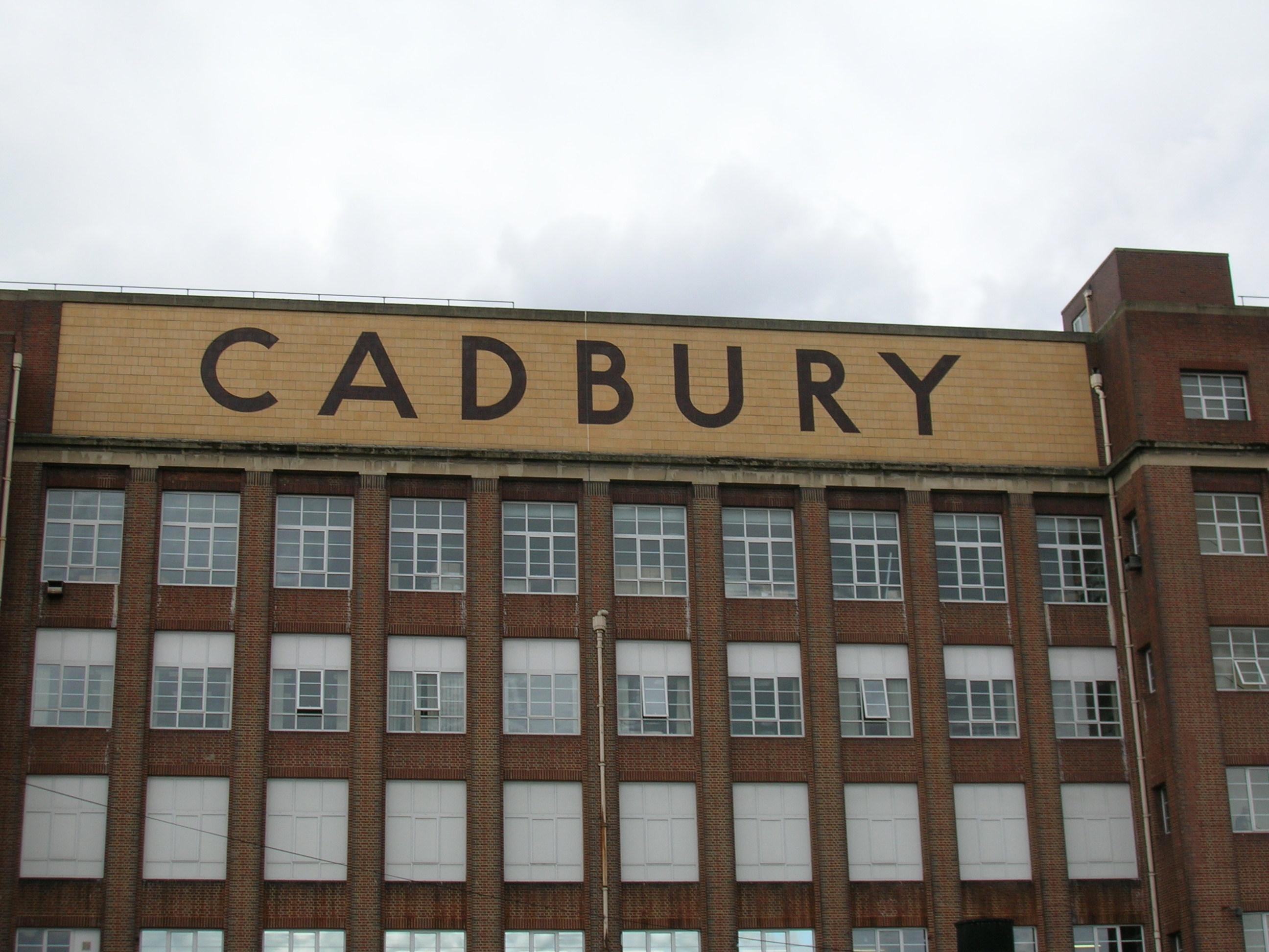 Cadbury - Photo by Juliamaud