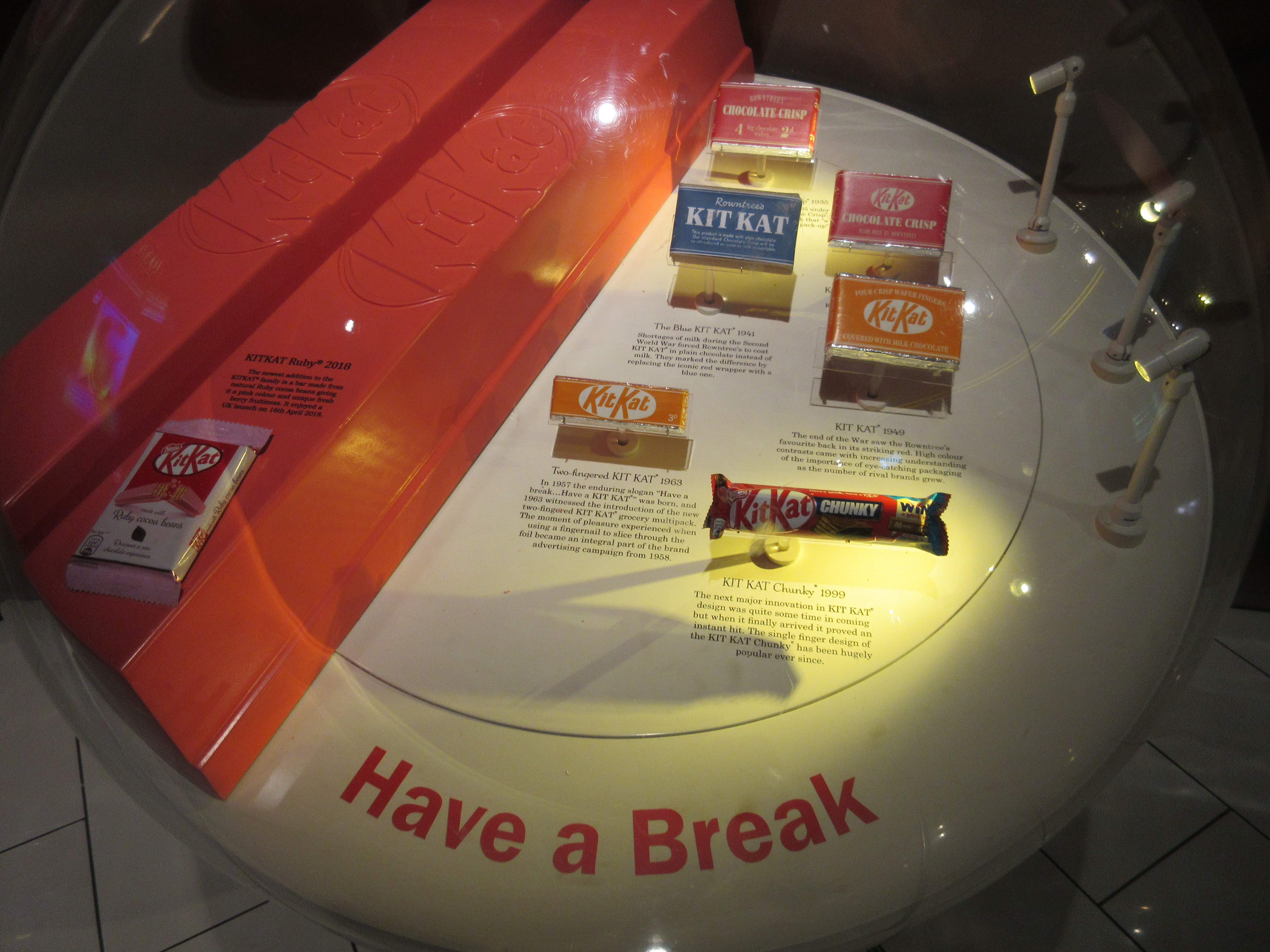 York chocolate museum - photo by Juliamaud
