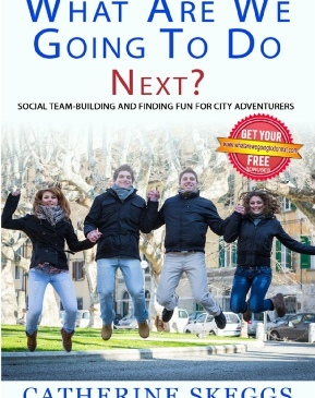 What are we going to do next ? book by Catherine Skeggs
